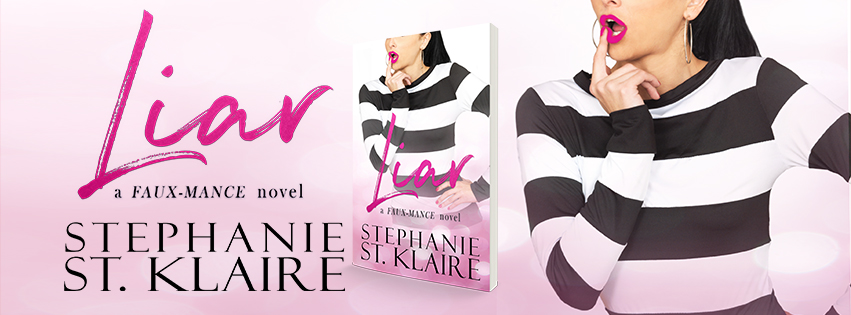 Liar by Stephanie St. Klaire