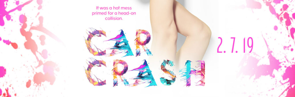 Cover Reveal: Car Crash by T. Gephart