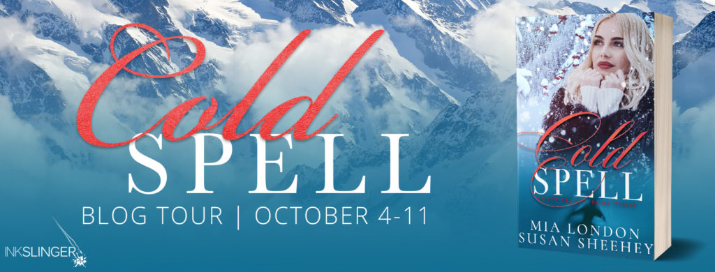 BLOG TOUR: Cold Spell by Mia London & Susan Sheehey
