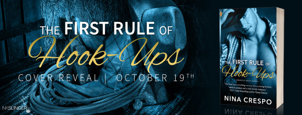 Cover Reveal: The First Ruth of Hook-Ups by Nina Crespo