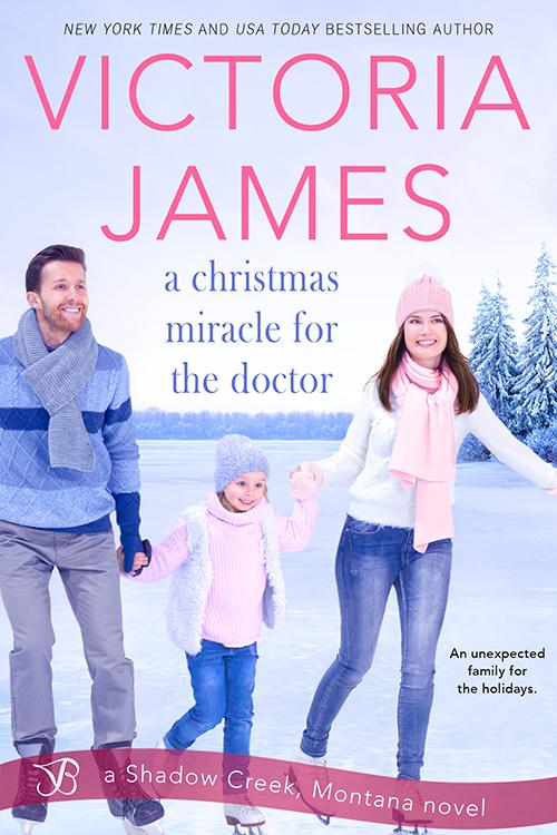 A Miracle for the Doctor by Victoria James